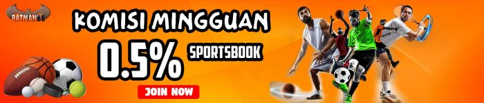 sportbook 0.5%